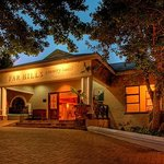 Far Hill Hotel Entrance