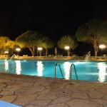 A piscina dop hotel/The hotel pool