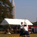 Martial Arts Demonstration on Culture Day