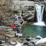 Val Grande - waterfall