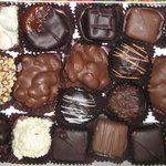 One Pound Assorted chocolate box