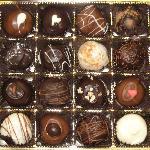 24 Piece Truffle Box