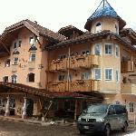 Foto de Hotel Sas Morin
