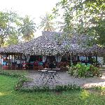 Palm Thatched Restaurant