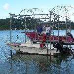 Bateaux de Bora Bora Fishing Paradise Lodge