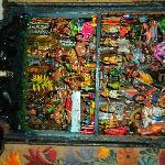Peruvian retablo