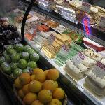 Selections at Cranberry Deli