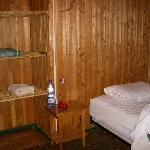 Cabin detail