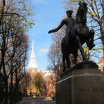 Paul Revere & Old North