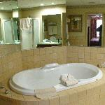 Willowbrook Bathroom...with Large Jacuzzi