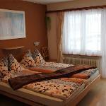 Zweibettzimmer Hotel Pension Heino Saas-Grund nahe Saas-Fee