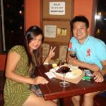 cork wine room