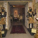 Der erste Blick in den Pharaonentempel