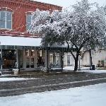 Snow in Marshall