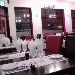 1st floor of restaurant