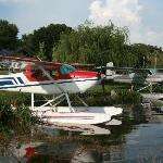 Soar with excitment in historic Tavares, Americas seaplane city.