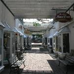 Historic Mt.Dora is home to great shopping and fine dining.