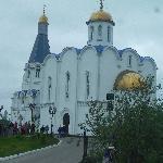 Murmansk Russian Orthodox church