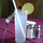 Great limonada, not big