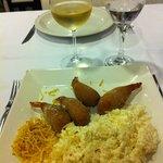 ótimos pratos, boa carta de vinhos