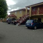 Foto di Blenheim Spa Motor Lodge