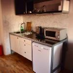 The effective kitchenette