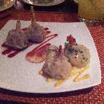 Appetizer (dumplings)