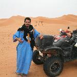Quads y ATV's en las dunas