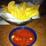 excellent chips and salsa