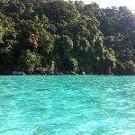 Snorkel location