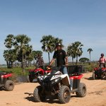 Quad Adventure Cambodia Siem Reap - Day Tours