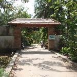 Mai Spa entrance