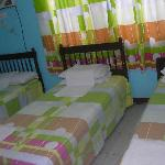 our colorful room