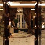 a five star hotel