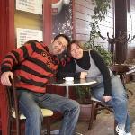 Foto de Blue Cafe & Restaurant