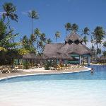 Der Relax Pool des Iberostar Bahia
