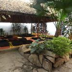 giardino e ristoro