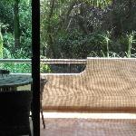 Patio in Palmar Del Sol (adjacent suites)