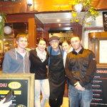 Friendliest restaurant in Paris?