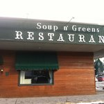 Soups and Greens