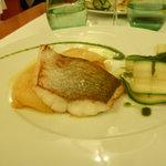 un poisson  délicieux peu connu (dont j'ai oublié le nom)