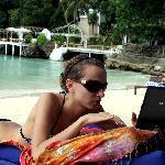 WiFi на пляже