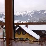 Fensterblick Moserwirts