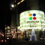 プロメナ入口 12月