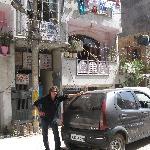 The start of the journey to Rishikesh