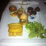 Room Service - Delicious!