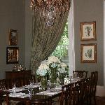 Beautiful dinning room