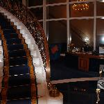 Grand Staircase of Panoramic Suite