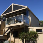 Room Two and the deck