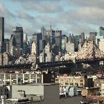 Holiday Inn L.I. City - Manhattan View Foto